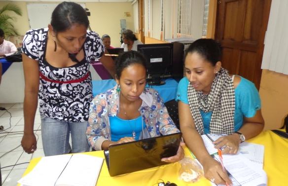 Para el 2013 Nicaragua contaba con sólo el 7,4 por ciento de los hogares con conexi{on a Internet.